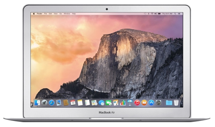 Apple Ноутбук Apple MacBook Air 13 Early 2015