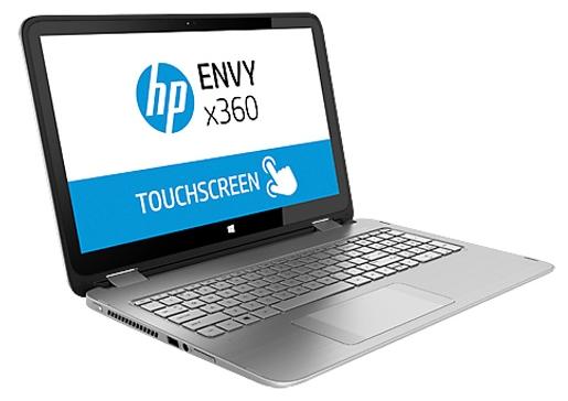 HP Envy 15-u100 x360
