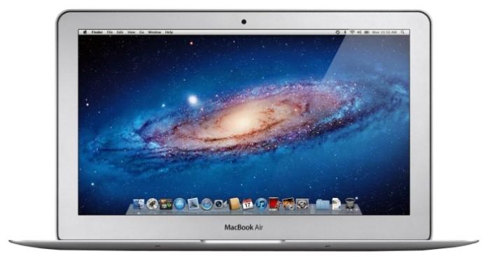 Apple Ноутбук Apple MacBook Air 11 Early 2014
