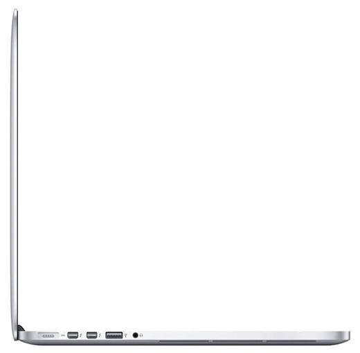 Apple Ноутбук Apple MacBook Pro 15 with Retina display Mid 2015