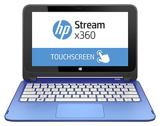 HP Stream x360 11-p000