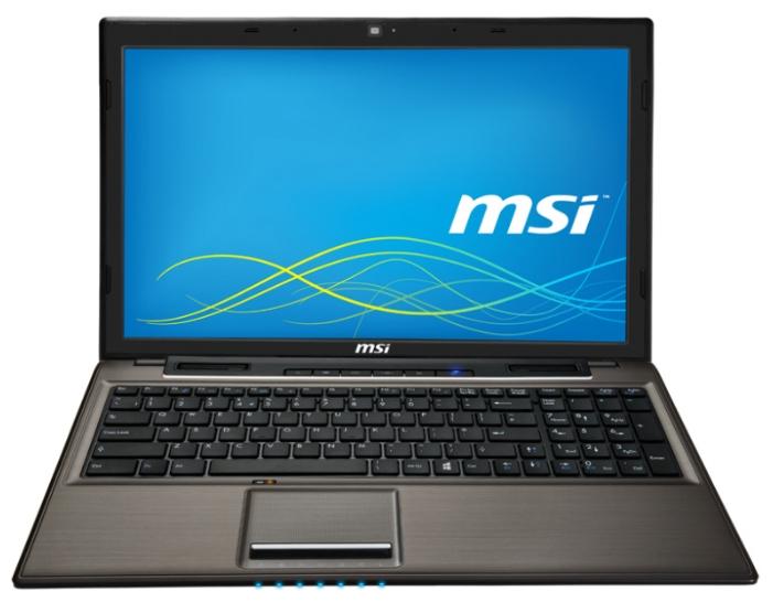 MSI Ноутбук MSI CX61 2QF