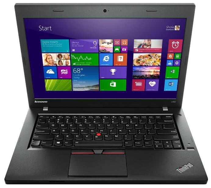 Lenovo Ноутбук Lenovo THINKPAD L450