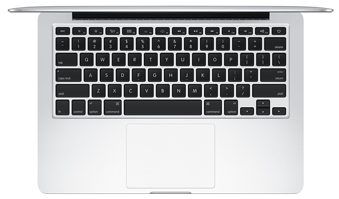 Apple Ноутбук Apple MacBook Pro 13 with Retina display Early 2015