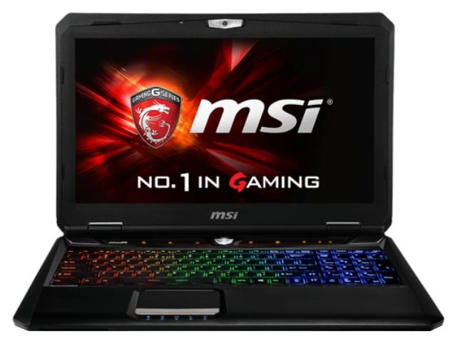 MSI GT60 2QE Dominator Pro 4K Edition