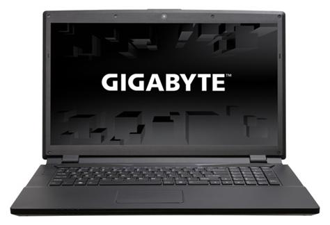 GIGABYTE Ноутбук GIGABYTE P27K