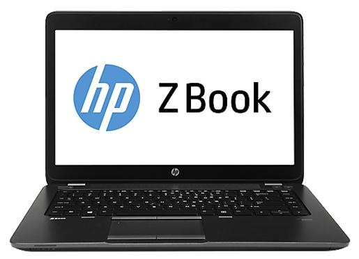HP Ноутбук HP ZBook 14