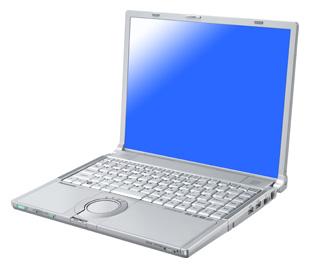 Panasonic Ноутбук Panasonic TOUGHBOOK CF-Y7