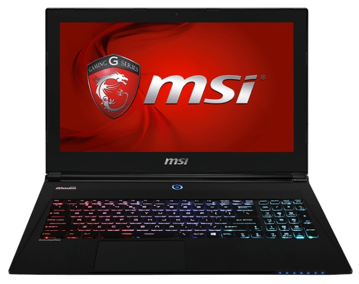 MSI GS60 2PE Ghost Pro 3K Edition