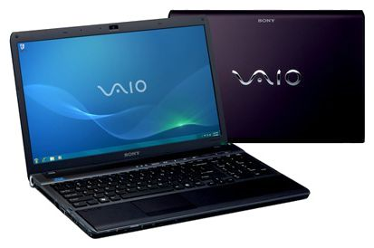 Sony VAIO VPC-F13Z1R