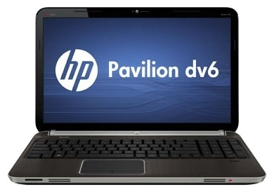 HP PAVILION DV6-6000