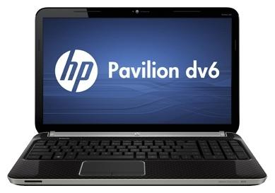HP PAVILION DV6-6100
