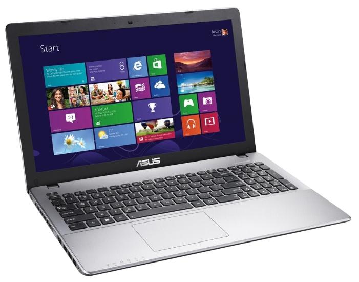 "ASUS Ноутбук ASUS X550LD (Core i5 4200U 1600 Mhz/15.6""/1366x768/4.0Gb/750Gb/DVD-RW/NVIDIA GeForce 820M/Wi-Fi/Bluetooth/DOS)"