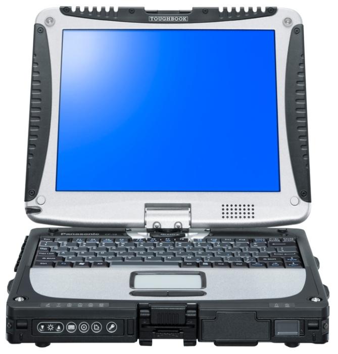 """Panasonic Ноутбук Panasonic TOUGHBOOK CF-19 10.1"""" (Core i5 3340M 2700 Mhz/10.1""""/1024x768/4.0Gb/500Gb/DVD нет/Intel HD Graphics 4000/Wi-Fi/Bluetooth/Win 7 Pro 64)"""