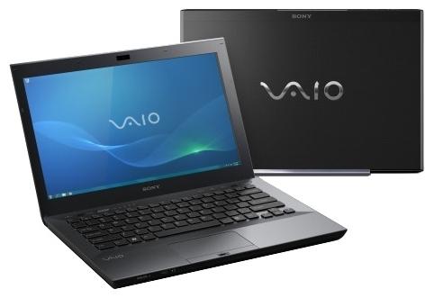 """Sony VAIO VPC-SB2X9R (Core i3 2310M 2100 Mhz/13.3""""/1366x768/4096Mb/500Gb/DVD-RW/Wi-Fi/Bluetooth/WiMAX/Win 7 Prof)"""