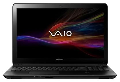"""Sony VAIO Fit E SVF1521X1R (Core i5 3337U 1800 Mhz/15.5""""/1366x768/6144Mb/750Gb/DVD-RW/NVIDIA GeForce GT 740M/Wi-Fi/Bluetooth/Win 8 64)"""