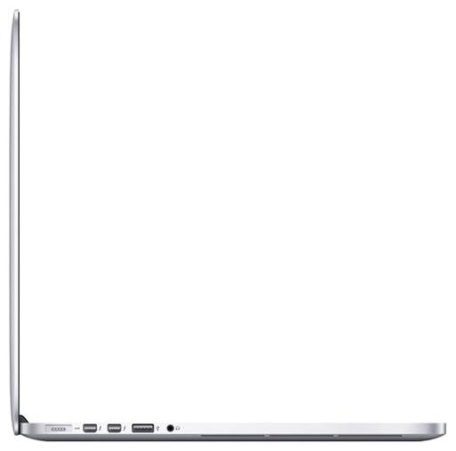 "Apple MacBook Pro 15 with Retina display Late 2013 ME293 (Core i7 2000 Mhz/15.4""/2880x1800/8192Mb/256Gb SSD/DVD нет/Intel Iris Pro Graphics 5200/Wi-Fi/Bluetooth/MacOS X)"