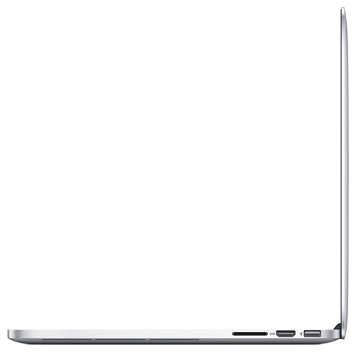 "Apple MacBook Pro 15 with Retina display Late 2013 ME294 (Core i7 2300 Mhz/15.4""/2880x1800/16384Mb/512Gb SSD/DVD нет/NVIDIA GeForce GT 750M/Wi-Fi/Bluetooth/MacOS X)"