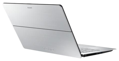 """Sony Ноутбук Sony VAIO Fit A SVF14N1D4R (Core i5 4200U 1600 Mhz/14.0""""/1920x1080/8192Mb/508Gb/DVD нет/Wi-Fi/Bluetooth/Win 8 Pro 64)"""