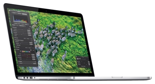 "Apple MacBook Pro 15 with Retina display Early 2013 ME664 (Core i7 2400 Mhz/15.4""/2880x1800/8192Mb/256Gb/DVD нет/Wi-Fi/Bluetooth/MacOS X)"