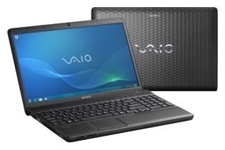 "Sony VAIO VPC-EH2S1R (Core i5 2430M 2400 Mhz/15.5""/1366x768/4096Mb/640Gb/DVD-RW/Wi-Fi/Bluetooth/Win 7 HP)"