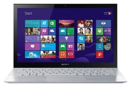 "Sony Ноутбук Sony VAIO Pro SVP1321N6R (Core i7 4500U 1800 Mhz/13.3""/1920x1080/8.0Gb/512Gb/DVD нет/Wi-Fi/Bluetooth/Win 8 Pro 64)"