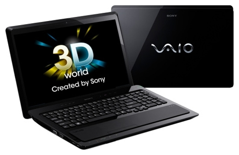 Sony VAIO VPC-F21Z1R
