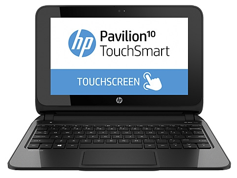 HP PAVILION 10 TouchSmart 10-e010sr