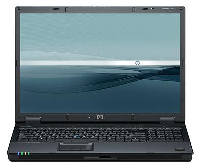 HP Ноутбук HP 8710w