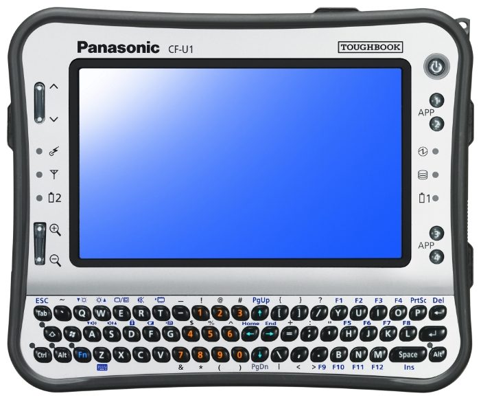 Panasonic Ноутбук Panasonic TOUGHBOOK CF-U1