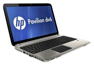 HP PAVILION DV6-6c00