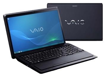 Sony VAIO VPC-F23M1R
