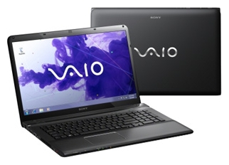Sony Ноутбук Sony VAIO SVE1711Q1R