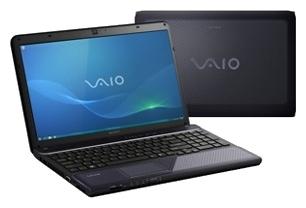 Sony Ноутбук Sony VAIO VPC-CB4S1R
