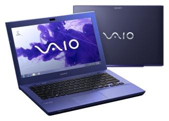Sony VAIO VPC-SB4M1R