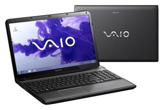 Sony Ноутбук Sony VAIO SVE1511T1R