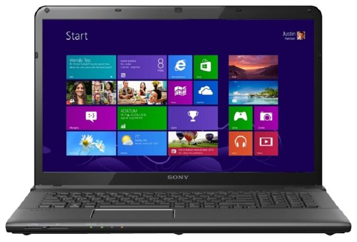 Sony VAIO SVE1713X9R