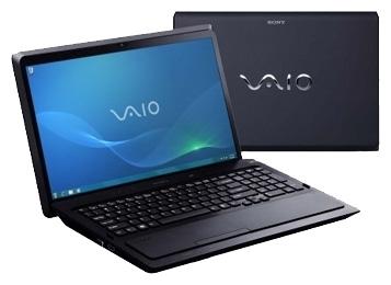 Sony VAIO VPC-F24M1R