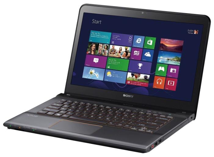 Sony Ноутбук Sony VAIO SVE1512W1R