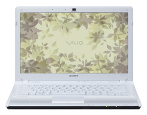 Sony Ноутбук Sony VAIO VPC-CW1S1R