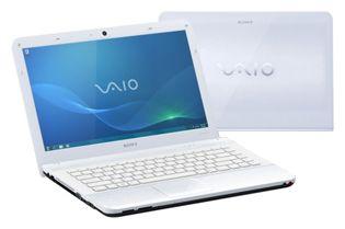 Sony Ноутбук Sony VAIO VPC-EA1S1E