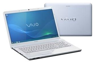 Sony Ноутбук Sony VAIO VPC-EF4E1R