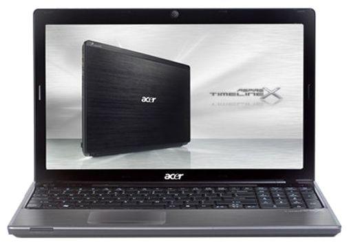 Acer Aspire TimelineX 5820TZG-P603G25Miks