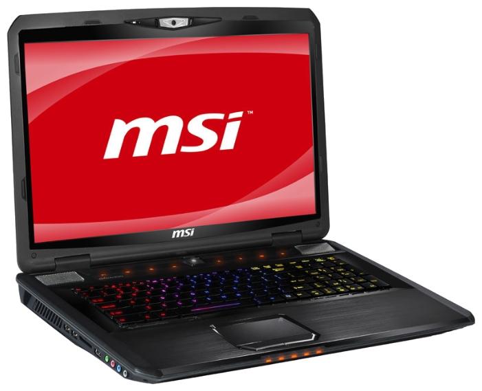 MSI Ноутбук MSI GT780R