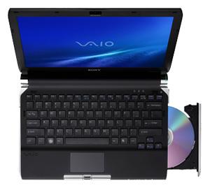 Sony Ноутбук Sony VAIO VGN-TT290NA