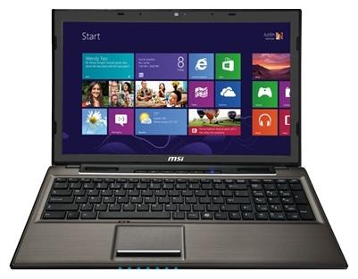 MSI Ноутбук MSI CX61 0NF