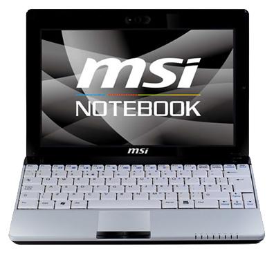 MSI Ноутбук MSI Wind U120H