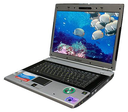 RoverBook Ноутбук RoverBook NAUTILUS V571