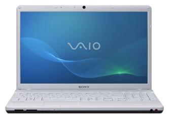 Sony Ноутбук Sony VAIO VPC-EB35FX