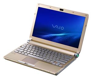 Sony Ноутбук Sony VAIO VGN-TT290NAN